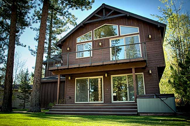 Tahoe Painters Homes