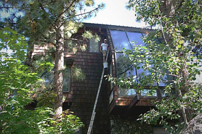 lake tahoe house painters